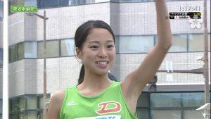 福内櫻子選手