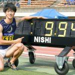 日本学生個人選手権 陸上 2018 エントリー・スタートリスト